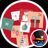 Kasinoiden joulukalenterit