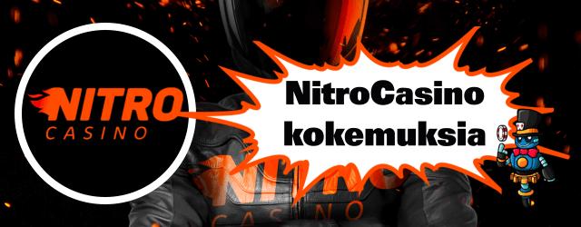 NitroCasino kokemuksia