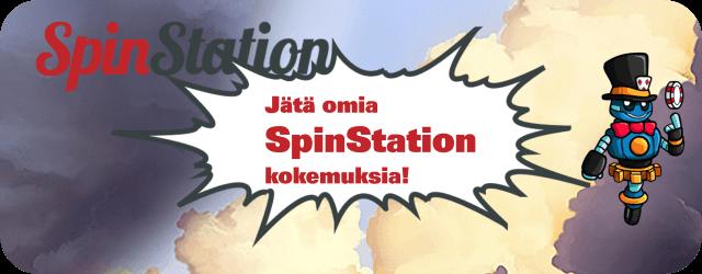 SpinStation kokemuksia