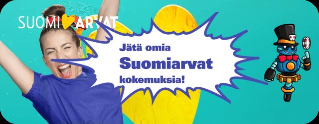 Suomiarvat kokemuksia